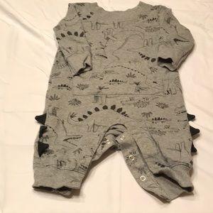 One piece Dino suit